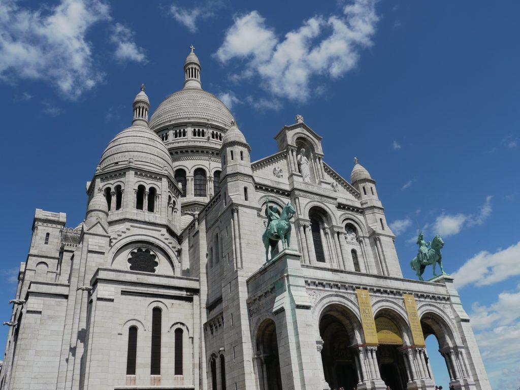 Sacre Coeur, Paris by Chris