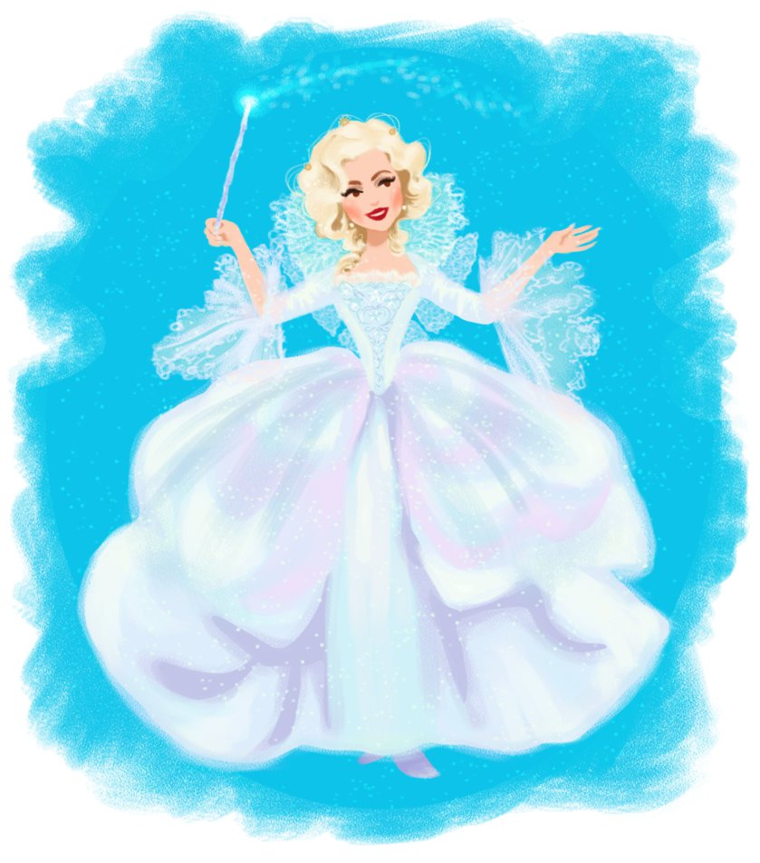 Cinderella Fairy Godmother Dylan Bonner